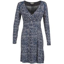 Textiel Dames Korte jurken Cream OMAGA Blauw