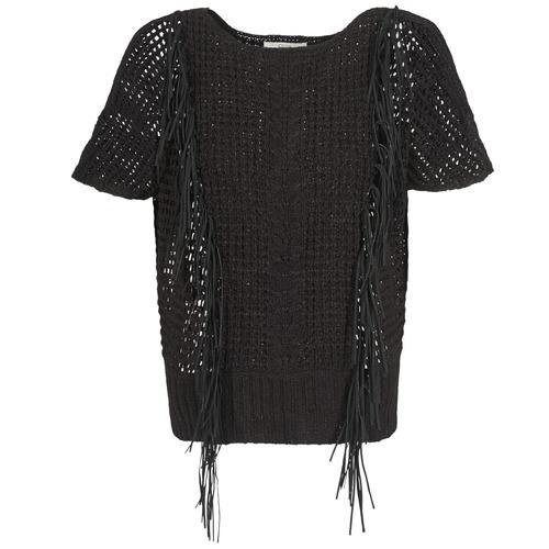 Textiel Dames Truien Gaudi SILENE Zwart