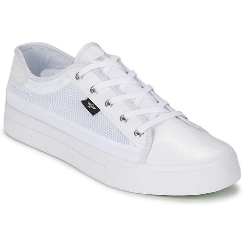 Schoenen Heren Lage sneakers Creative Recreation KAPLAN Wit