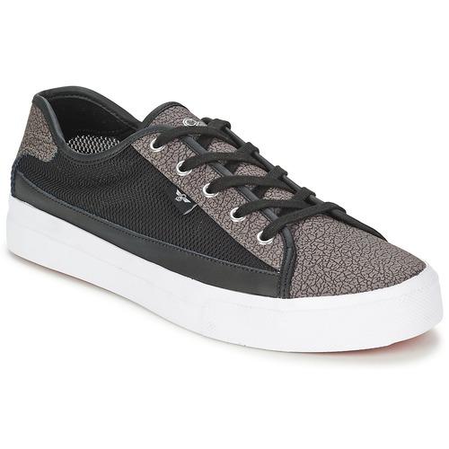 Schoenen Heren Lage sneakers Creative Recreation KAPLAN Zwart