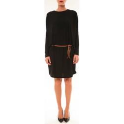 Textiel Dames Korte jurken Dress Code Robe 53021 noir Zwart