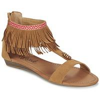 Schoenen Dames Sandalen / Open schoenen Refresh CONNELL Camel