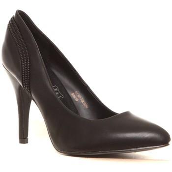 Schoenen Dames pumps Cassis Côte d'Azur Escarpins Goliath noir Zwart