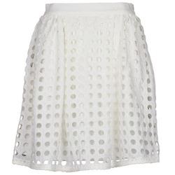 Textiel Dames Rokken Brigitte Bardot BB44196 Wit