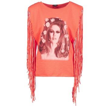 Textiel Dames Mouwloze tops Brigitte Bardot BB44075 Koraal