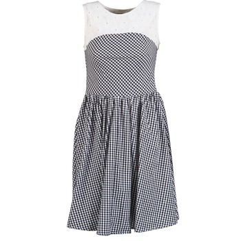 Textiel Dames Korte jurken Brigitte Bardot BB44021 Zwart