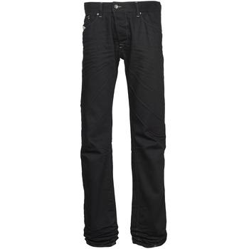 Textiel Heren Straight jeans Diesel DARRON Zwart