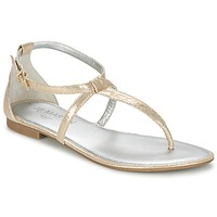 Schoenen Dames Sandalen / Open schoenen JB Martin FAKIRI Platinum