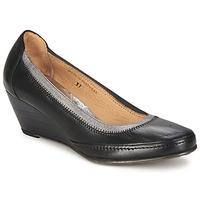 Schoenen Dames pumps Myma IMMAL Zwart