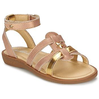 Schoenen Meisjes Sandalen / Open schoenen Mod'8 HOPAL Roze