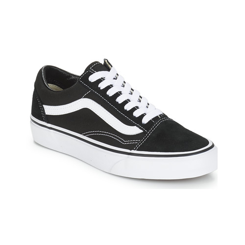 vans old school zwart dames