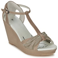 Schoenen Dames Sandalen / Open schoenen One Step CEANE Taupe / Goud / Taupe