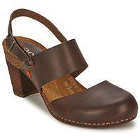 Schoenen Dames Sandalen / Open schoenen Art IMEET Bruin