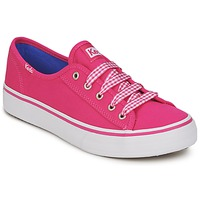 Schoenen Dames Lage sneakers Keds DOUBLE UP Fushia