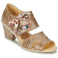 Schoenen Dames Sandalen / Open schoenen Eject LILI Beige