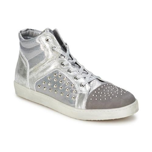 Schoenen Dames Hoge sneakers Hip 90CR Zilver