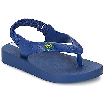 Schoenen Kinderen Sandalen / Open schoenen Ipanema CLASSICA BRASIL BABY Blauw