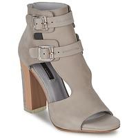 Schoenen Dames Sandalen / Open schoenen Miista ELIZABETH Grijs