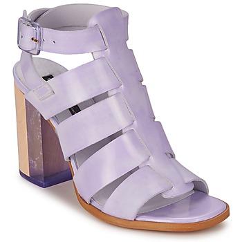 Schoenen Dames Sandalen / Open schoenen Miista ISABELLA Lavendel