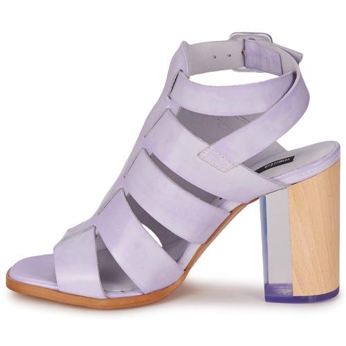 Miista ISABELLA Lavendel - Gratis levering  Schoenen Sandalen Dames