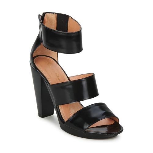 Schoenen Dames Sandalen / Open schoenen Robert Clergerie XIMA Zwart