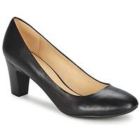Schoenen Dames pumps Geox MARIELE MID Zwart