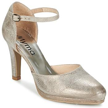 Schoenen Dames Sandalen / Open schoenen Myma LUBBO Metaal