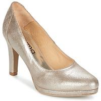 Schoenen Dames pumps Myma DIEPRA Zilver