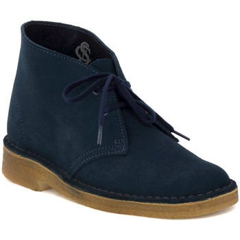 sneakers Clarks DESERT BOOT W MIDNIGHT