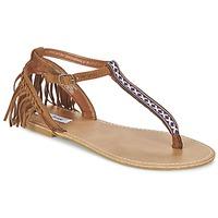 Schoenen Dames Sandalen / Open schoenen Coolway MYRA Bruin