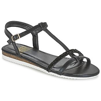 Schoenen Dames Sandalen / Open schoenen Xti I Zwart