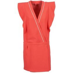 Textiel Dames Korte jurken Derhy TAIN Koraal