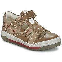 Schoenen Jongens Sandalen / Open schoenen Primigi GART Bruin