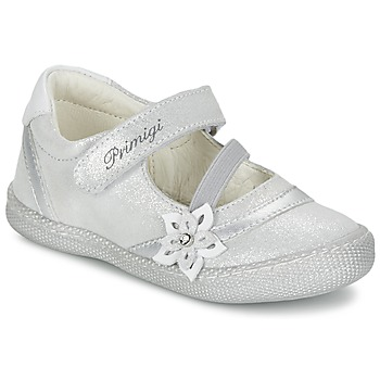 Schoenen Meisjes Ballerina's Primigi ROSELINE-E Zilver
