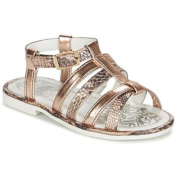 Schoenen Meisjes Sandalen / Open schoenen Primigi LUZ Brons