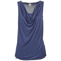 Textiel Dames Mouwloze tops Bench DUPLE Blauw