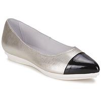 Schoenen Dames Ballerina's Alba Moda DRINITE Zilver / Zwart