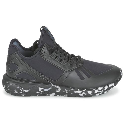 adidas Originals TUBULAR RUNNER Zwart - Gratis levering  Schoenen Lage sneakers