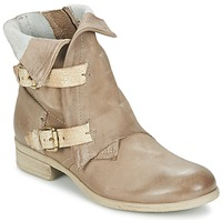 Schoenen Dames Laarzen Dream in Green ANJELIKA Beige