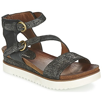 Schoenen Dames Sandalen / Open schoenen Dream in Green JOBALITO Zwart