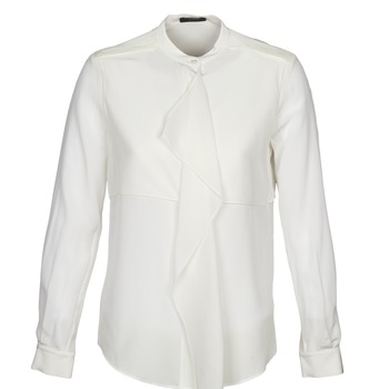 Textiel Dames Tops / Blousjes Joseph PRINCE Ecru