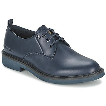 Schoenen Dames Derby G-Star Raw MORTON Marine
