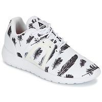 Schoenen Lage sneakers Asfvlt SUPERTECH Wit / Zwart