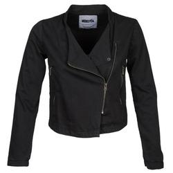 Textiel Dames Jasjes / Blazers Nikita CROSSOVER Zwart