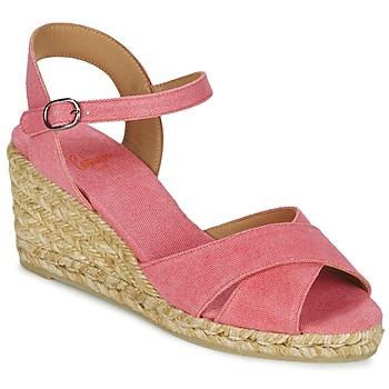 Schoenen Dames Sandalen / Open schoenen Castaner BLAUDELL Koraal / Roze