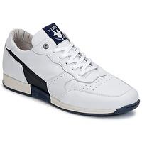 Schoenen Heren Lage sneakers Kost HOOPER Wit / Marine