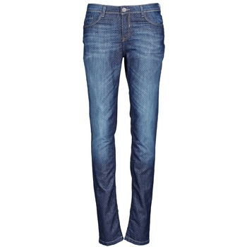 Textiel Dames Skinny jeans Chipie NIEBLA Blauw