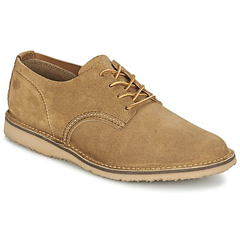 Schoenen Heren Derby Red Wing OXFORD Beige