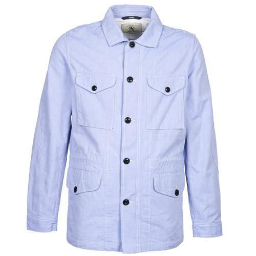 Textiel Heren Parka jassen Aigle STONEFISH Blauw