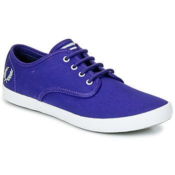 Schoenen Heren Lage sneakers Fred Perry FOXX TWILL Violet